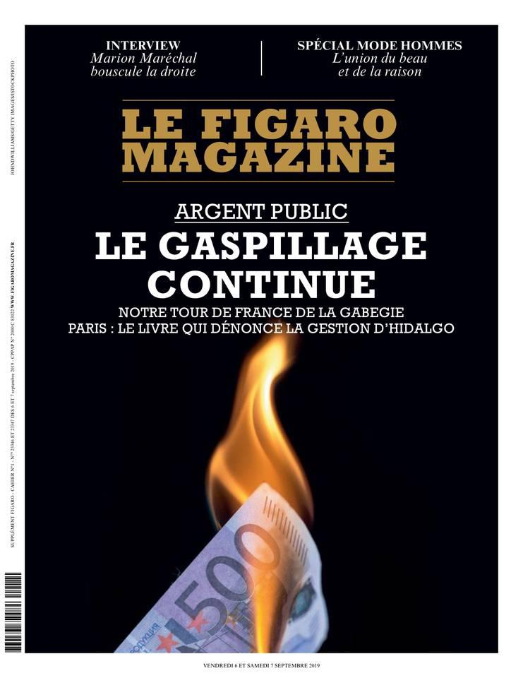 Le Figaro Magazine du 06 septembre 2019