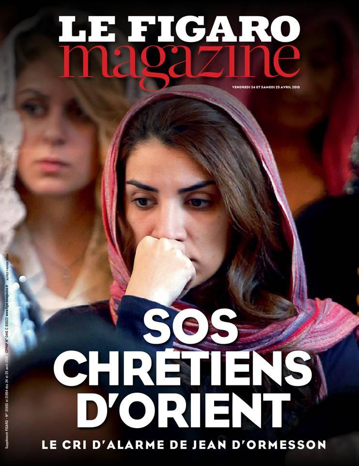 Le Figaro Magazine du 24 avril 2015