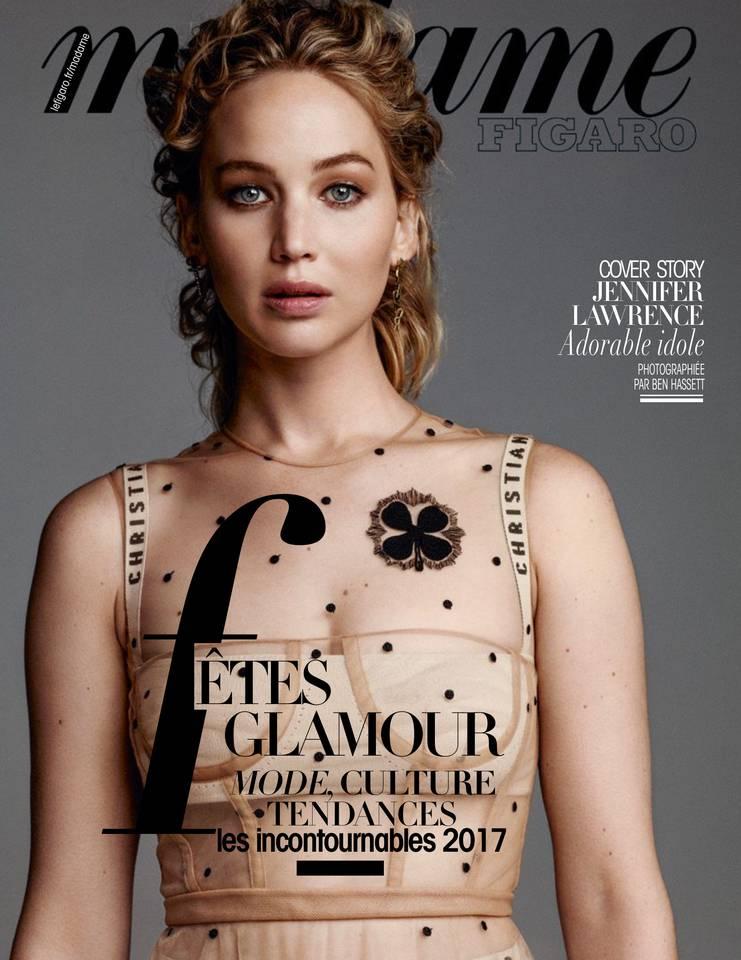 Madame Figaro du 30 décembre 2016