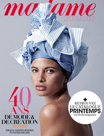 Madame Figaro du 16 octobre 2020