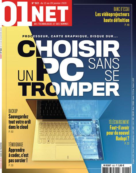 Edition du 15 Janv. 2020