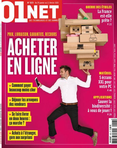 Edition du 29 Janv. 2020