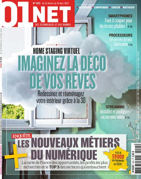 Edition du 26 Févr. 2020