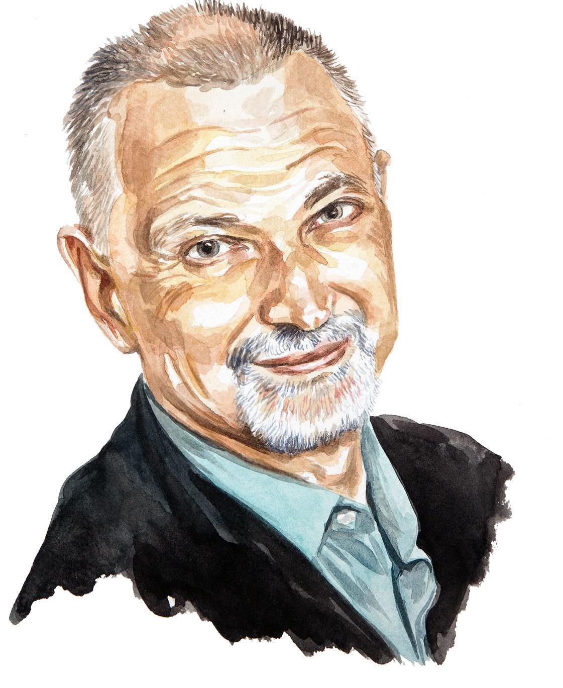 Serge Tisseron,Psychiatre,Membre De L'Académie Des Technologies