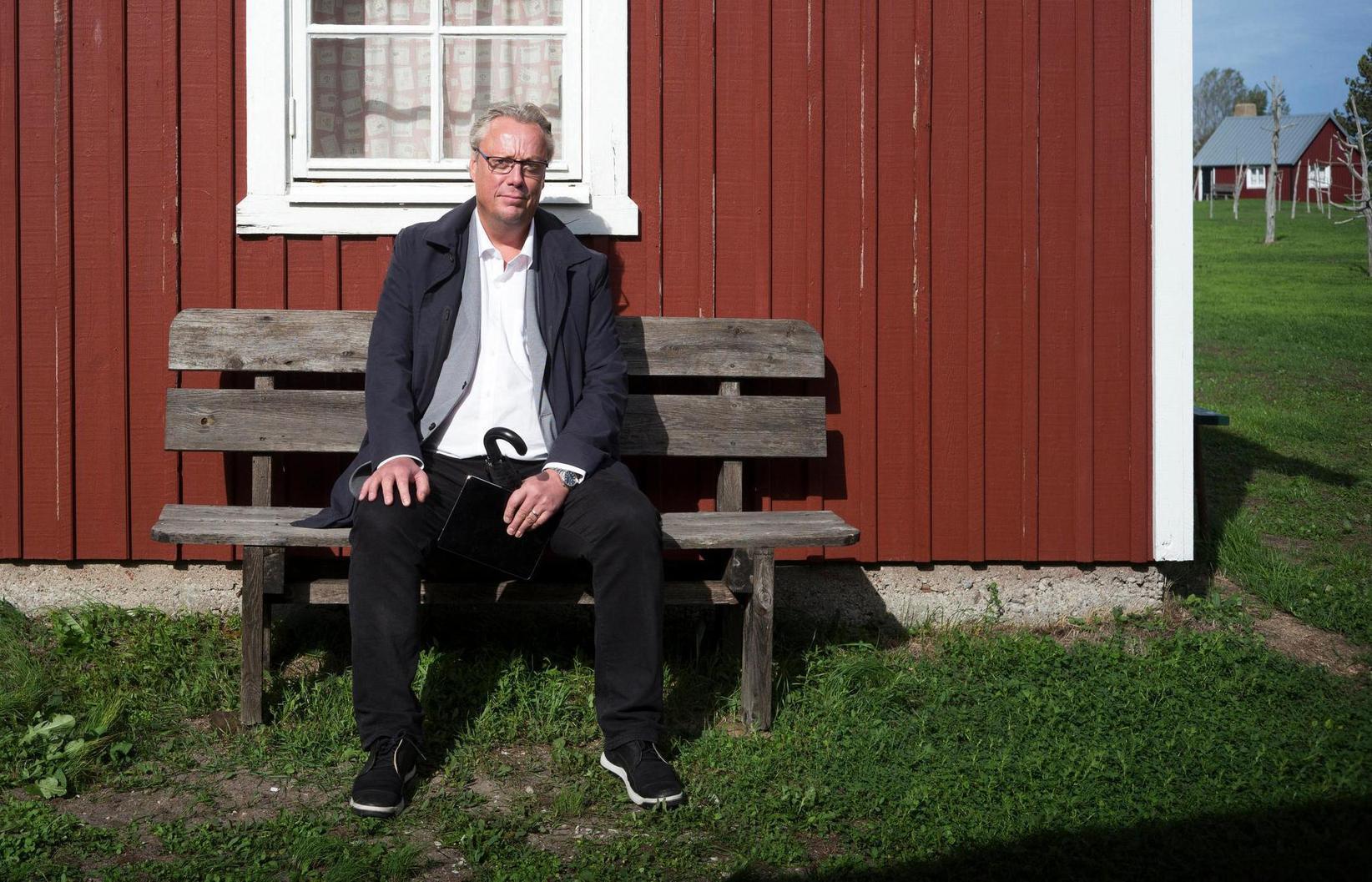Renaud Baronian À Visby