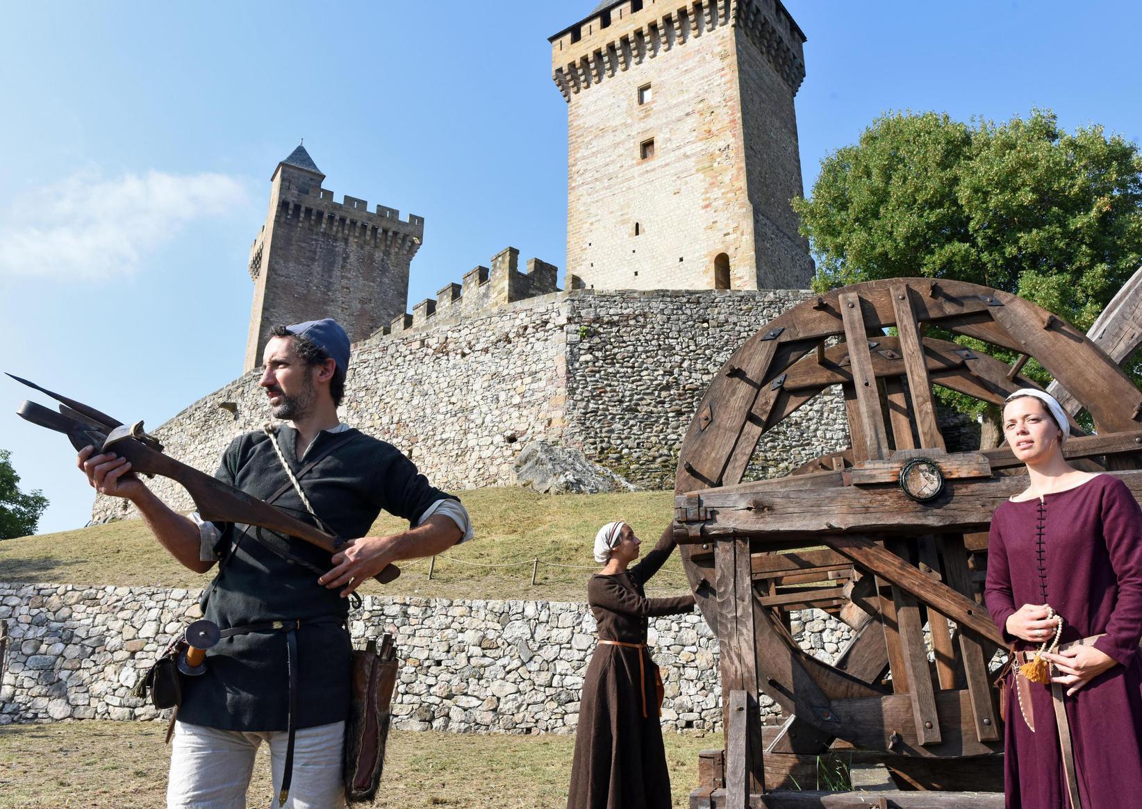 Armelle Parion À Foix