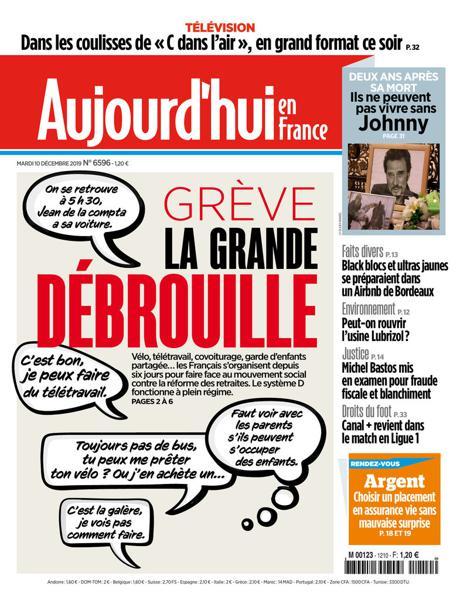 Edition du 10 Déc. 2019