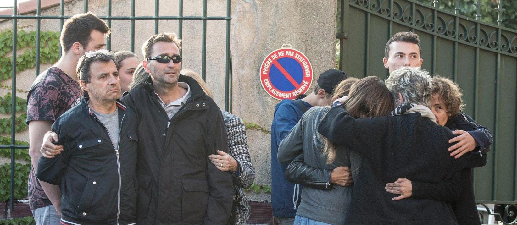 Marc Leras,Correspondant À Marseille
