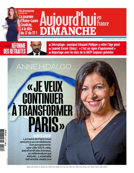 Edition du 12 Janv. 2020