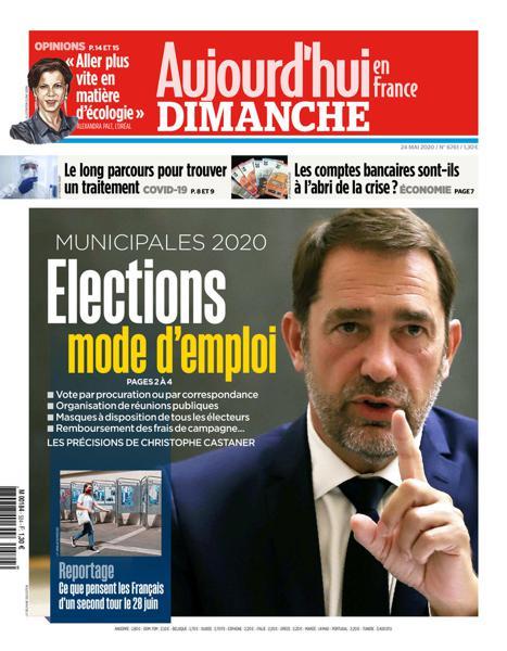 Edition du 24 Mai 2020