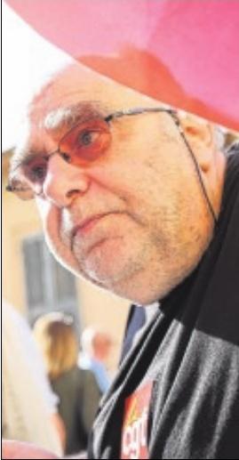 Dominique Perraudin,63 ans, retraité finances publiques