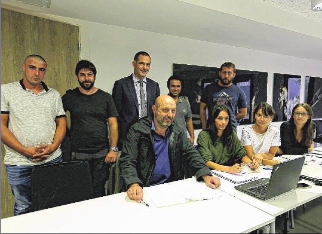 M.-A. I.,Jacques Parodi, directeur de la DRAAF de Corse, a quitté la réunion sans s'exprimer.