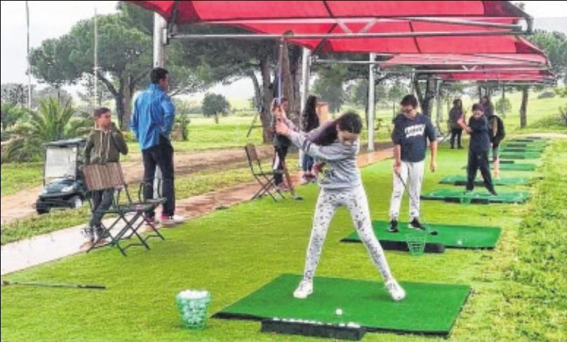 NADIA AMAR,Infos : ecole-golf-lezza.fr ou www.golfdelezza.fr
