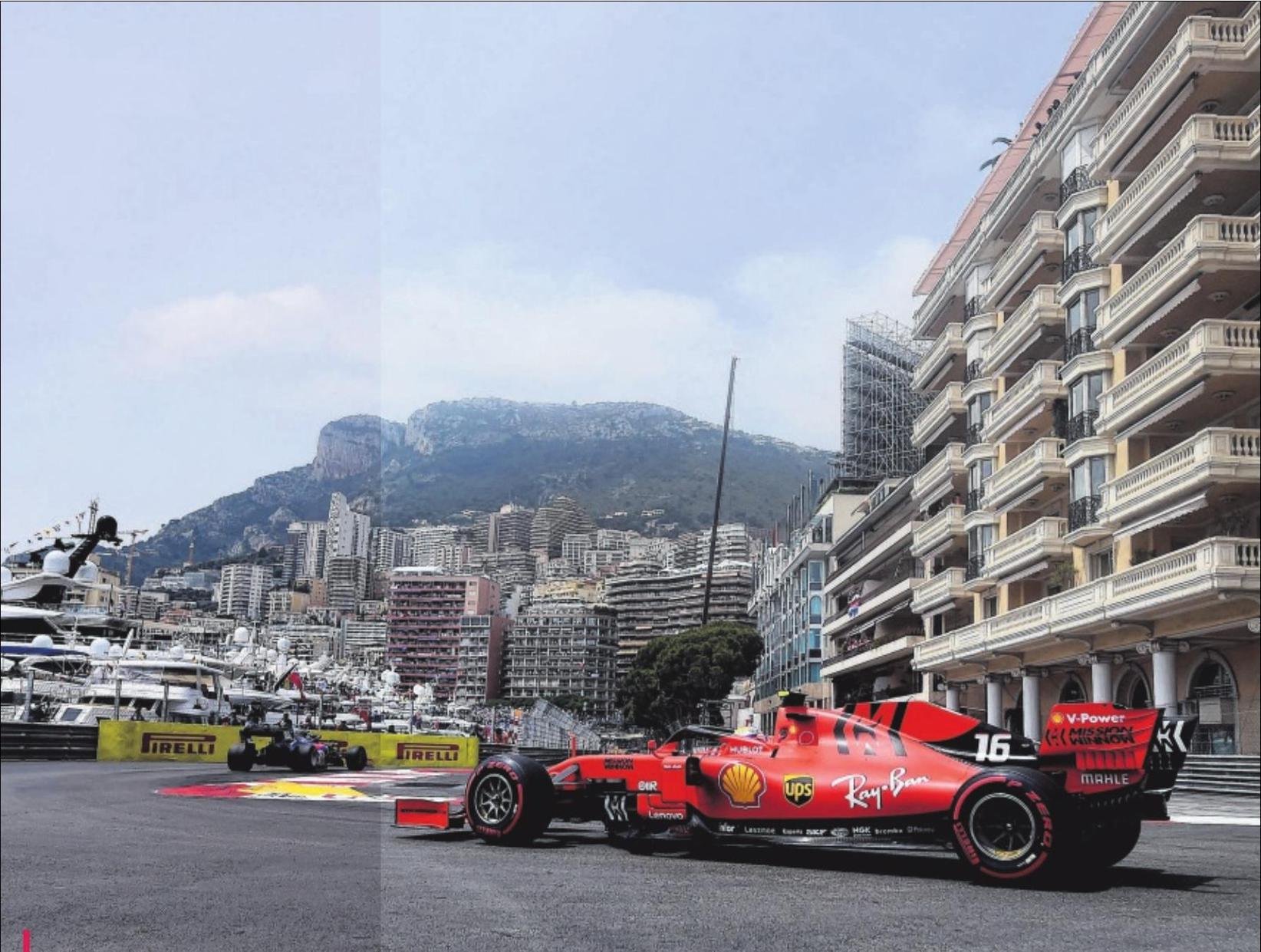 Éric BRETON Envoyé spécial à Monaco,ebreton@laprovence.com