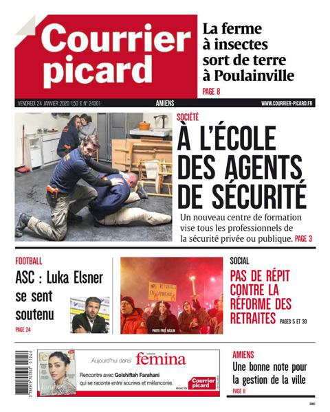Edition du 24 Janv. 2020
