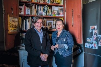 TEXTE DE TUUL MORANDI - PHOTOGRAPHIES DE BRUNO MORANDI