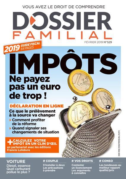 Edition du 25 Janv. 2019