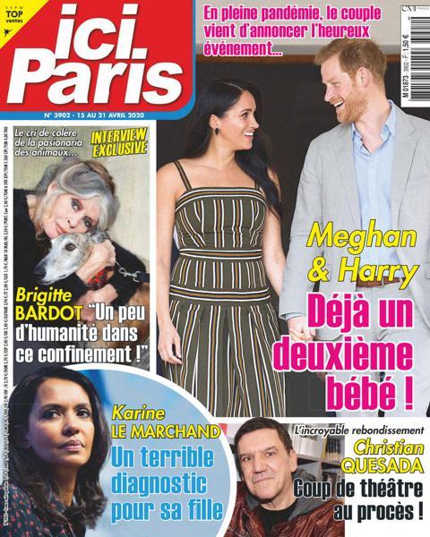Edition du 15 Avr. 2020