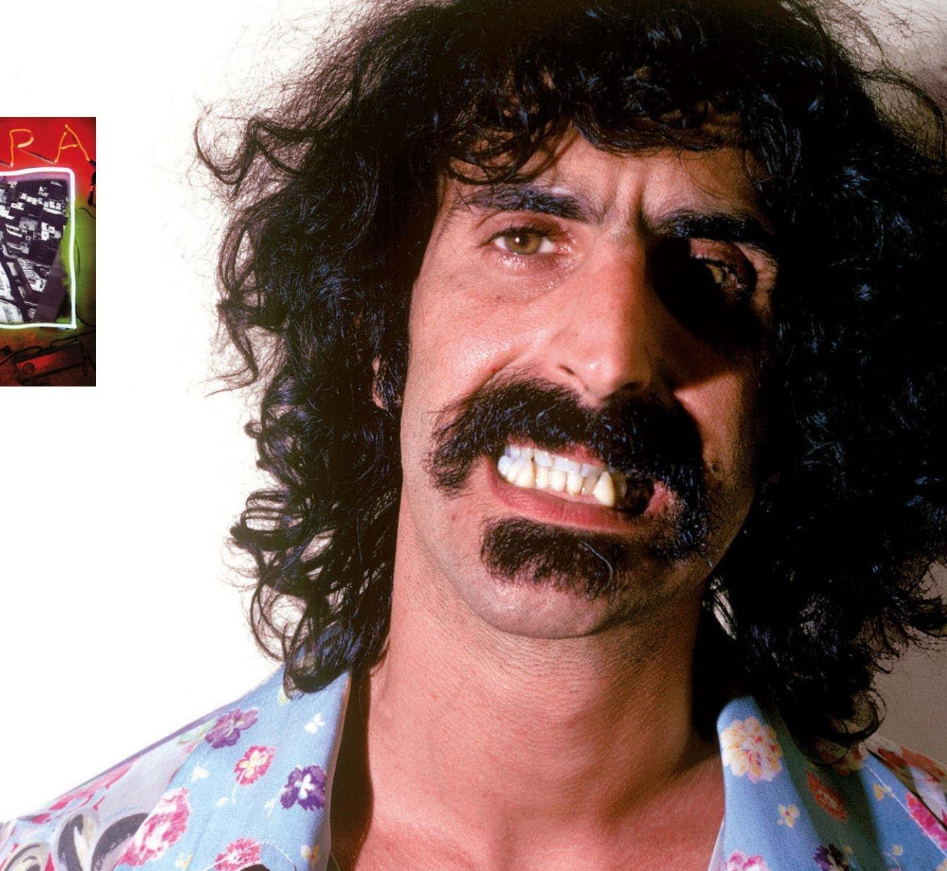 par Guy Darol / photos X/DR (Zappa Records / Universal)
