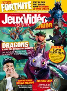 Jeux Vidéo Magazine Junior