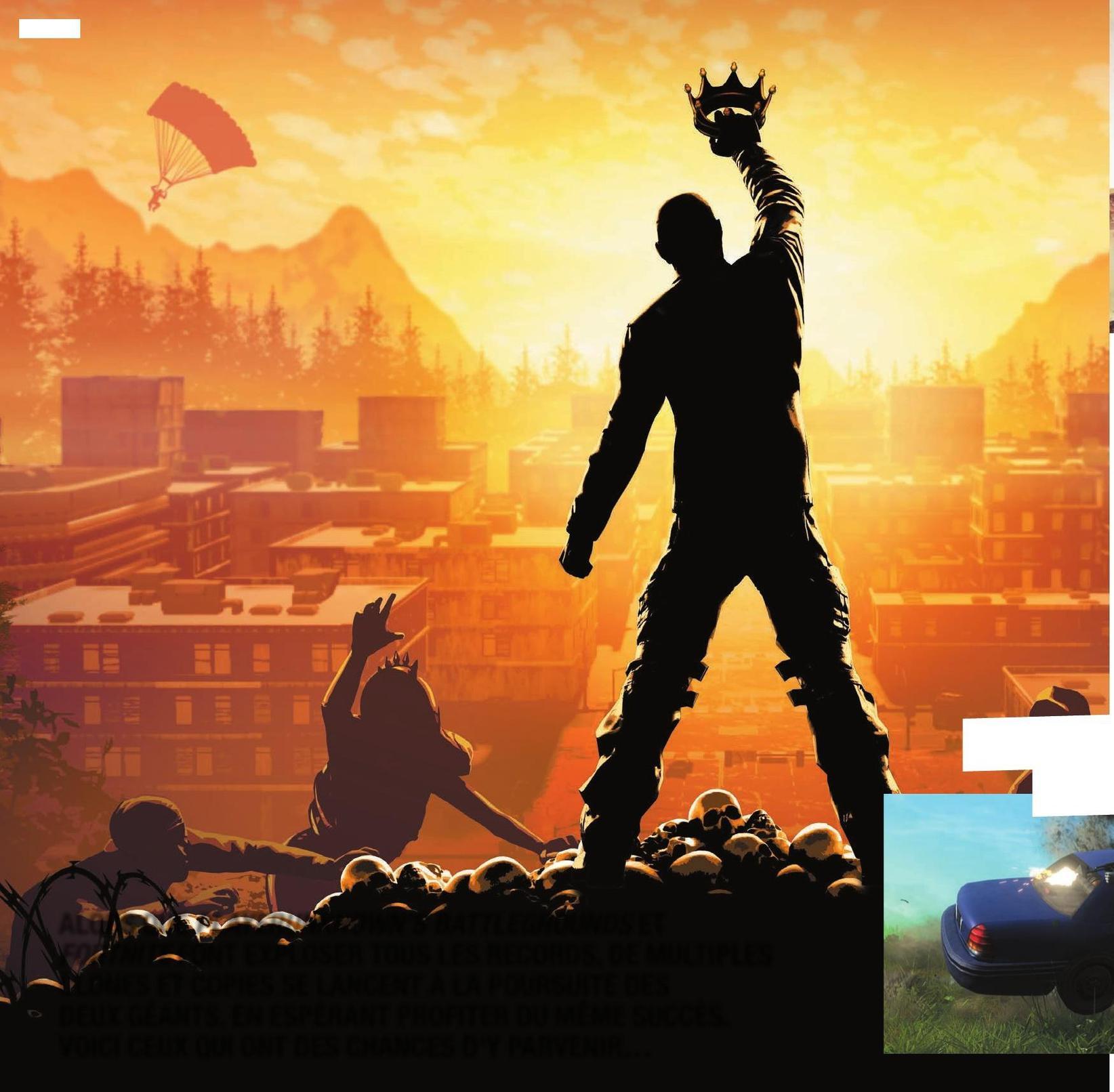 ÉDITEUR DAYBREAK GAMES SORTIE DISPONIBLE SUR PS4, PC MODÈLE ÉCONOMIQUE FREE-TO-PLAY