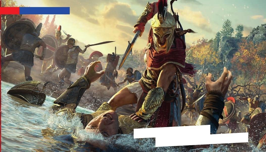 ÉDITEUR Ubisoft SORTIE 5 octobre 2018 SUR PS4, Xbox One, PC