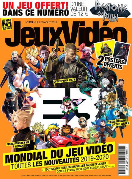 Edition du 21 Juin 2019