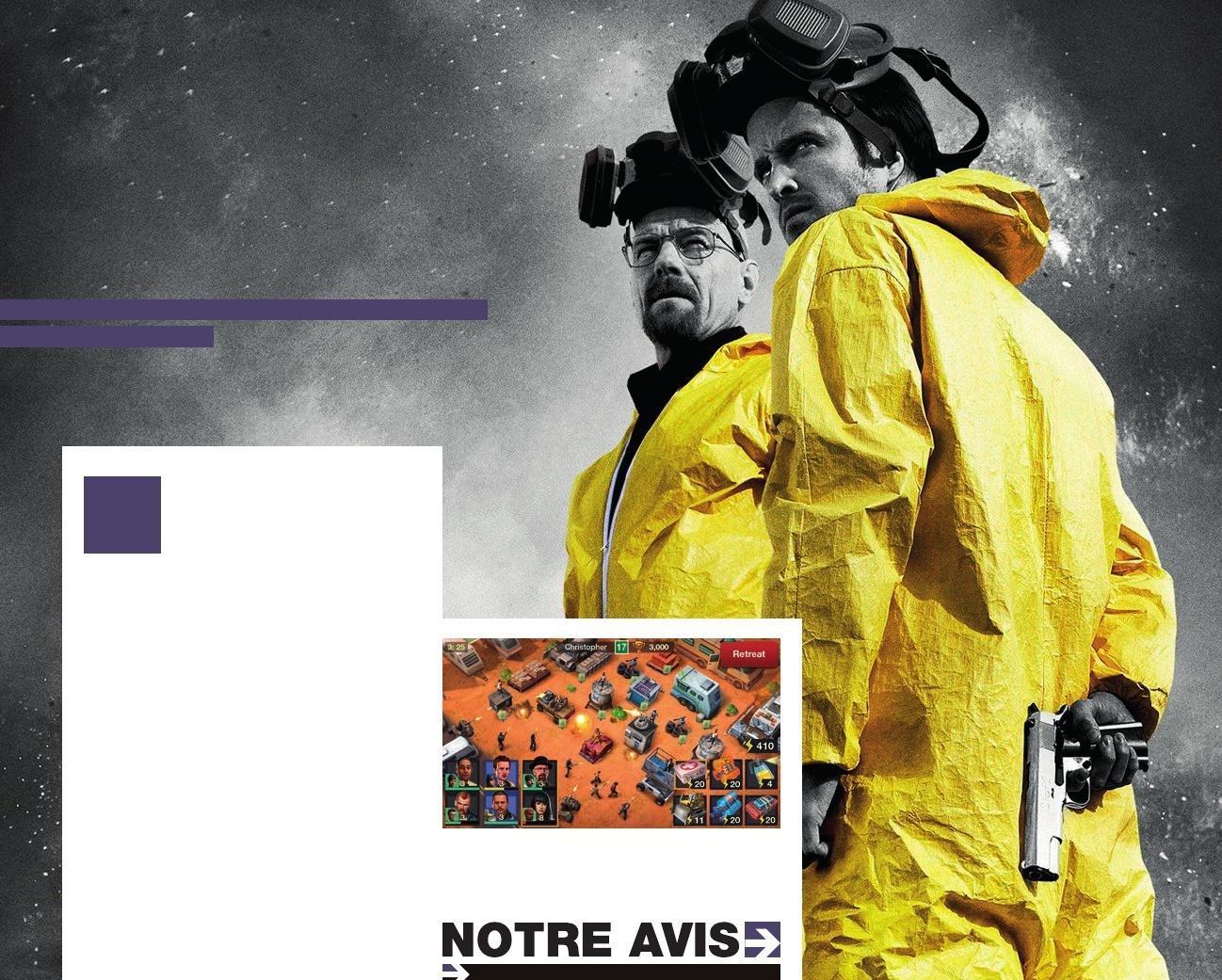ÉDITEUR FTX Games GENRE Gestion SORTIE Disponible SUR iOS, Android