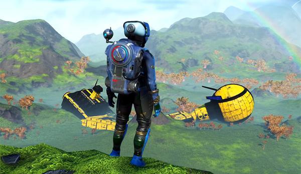 No Man's Sky paré à décoller sur le Xbox Game Pass