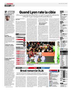 L'Équipe Edition du 12 Févr  2019 | SFR Presse