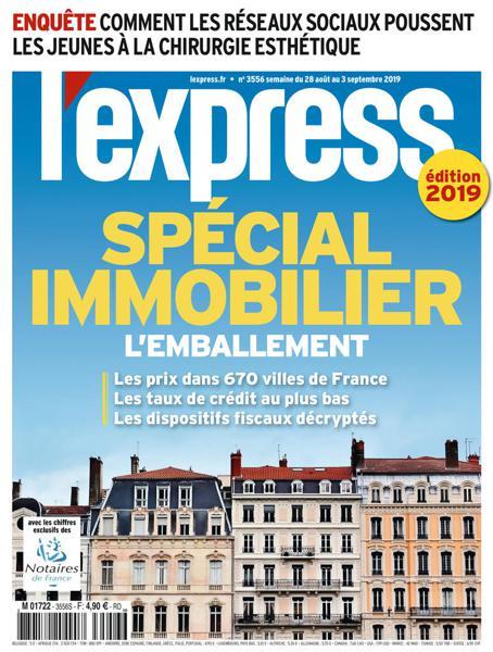 Edition du 28 Août 2019