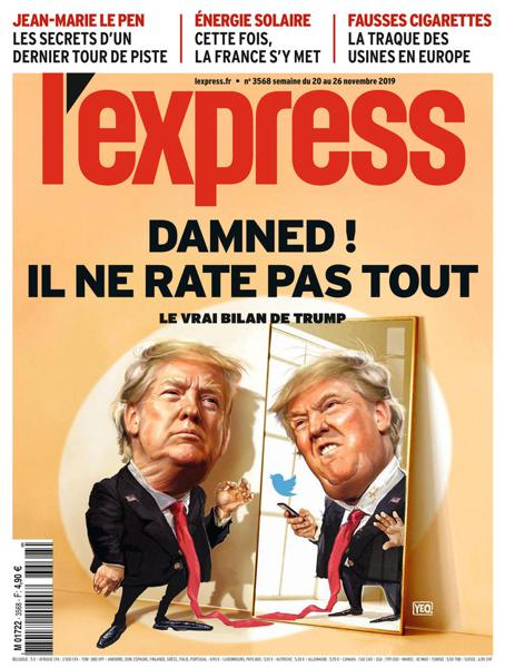 Edition du 20 Nov. 2019