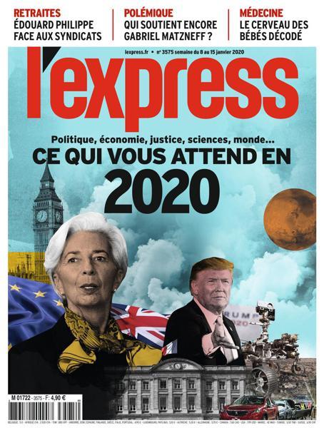 Edition du 8 Janv. 2020