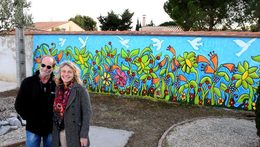 Corine Sabouraud et Laure Moysset