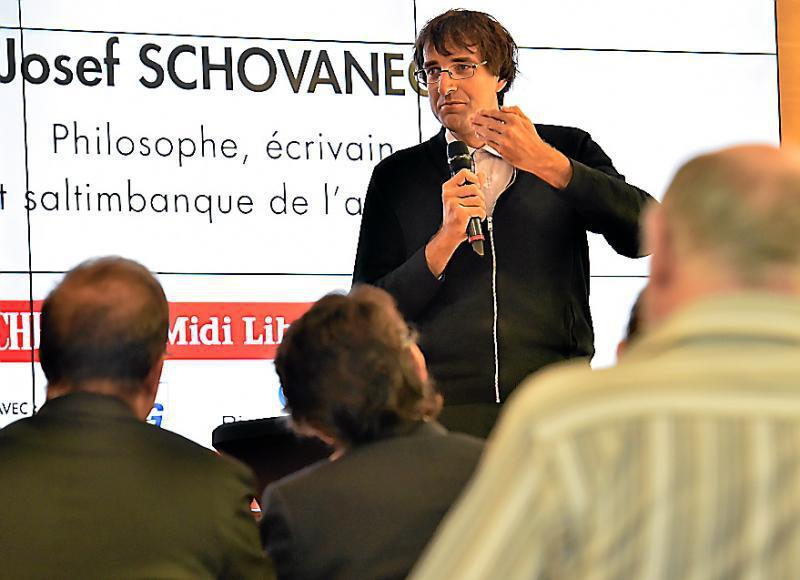 Philippe Rioux (La Dépêche du Midi)