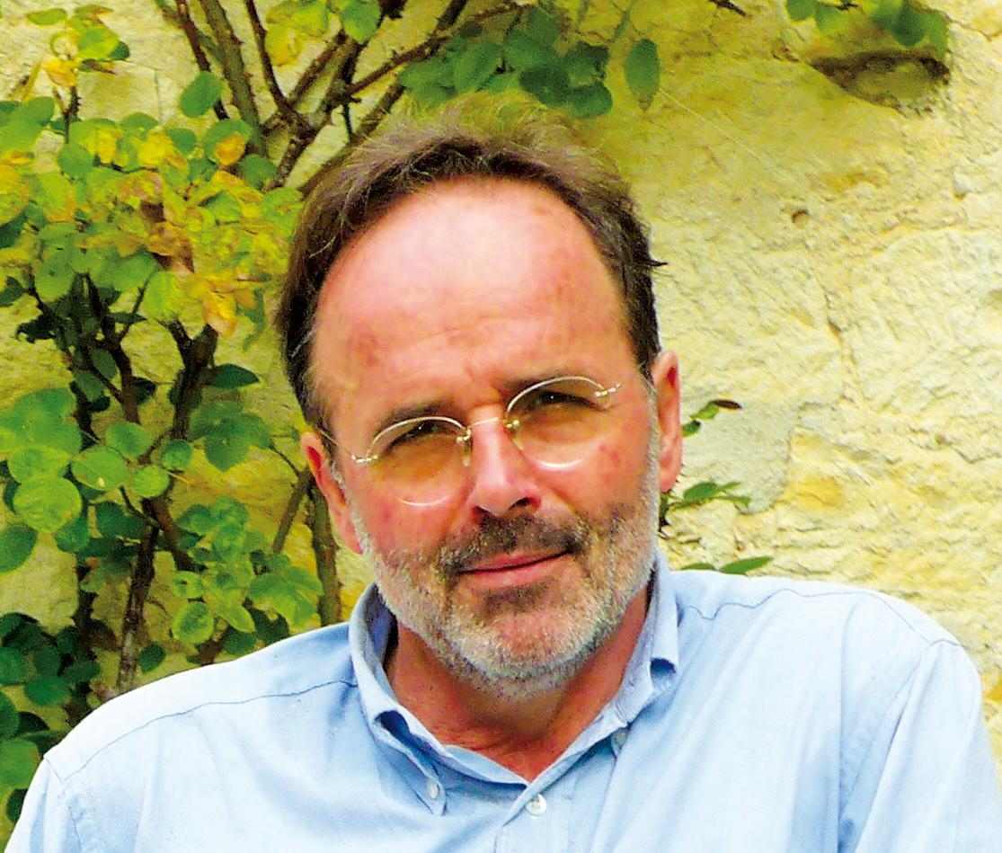 Bertrand Galichon, président du CCMF (Centre catholique des médecins français)