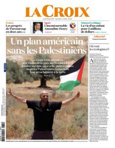 Edition du 25 Juin 2019