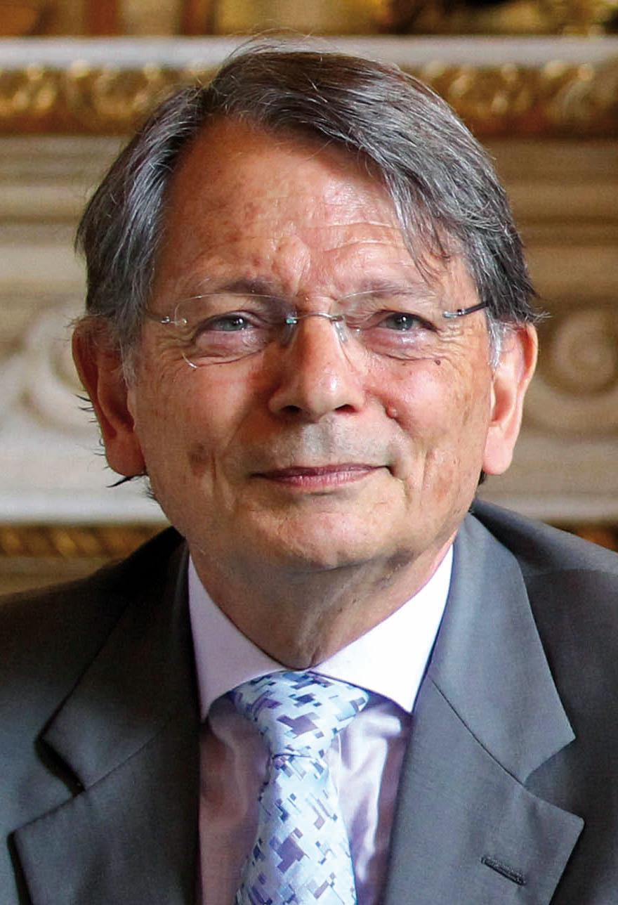 Jean-François MatteiMembre de l'Institut de France et de l'Académie nationale de médecine