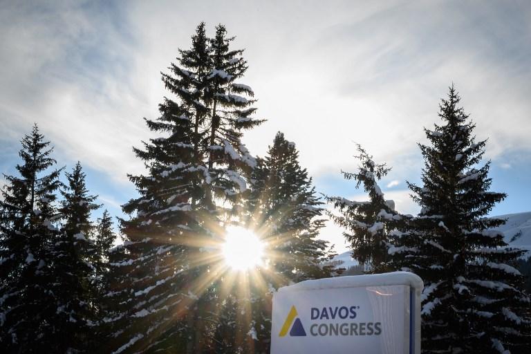 Antoine d'Abbundo, envoyé spécial à Davos (Suisse)