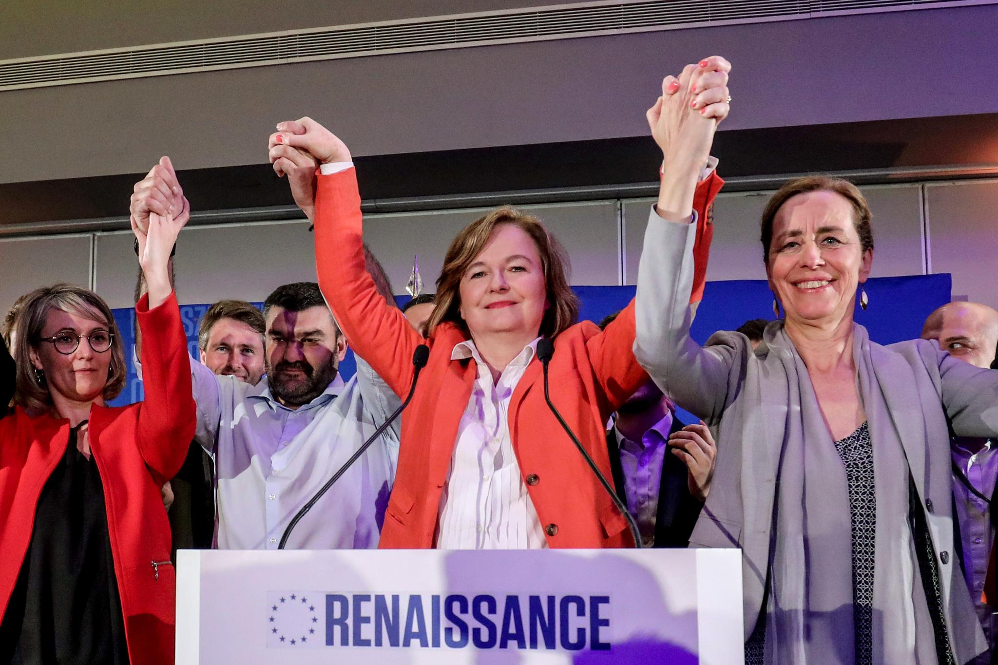 Céline Schoen (à Strasbourg)
