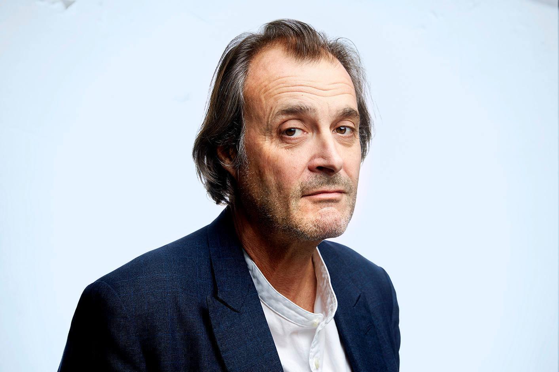 Frédéric Boyer, écrivain