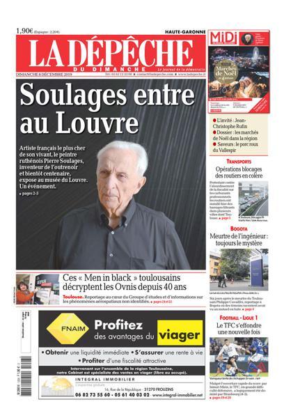 Edition du 8 Déc. 2019
