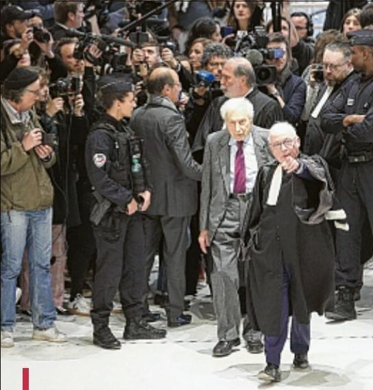 Envoyé spécial à Paris, Denis TROSSERO,dtrossero@laprovence-presse.fr