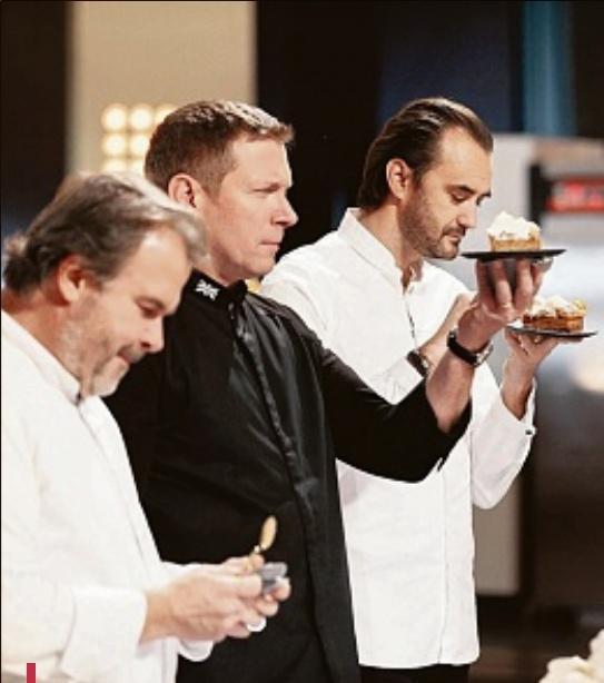 """Emmanuelle LITAUD,""""Le Meilleur Pâtissier professionnel – Le Choc des nations"""" à 21 heures sur M6"""