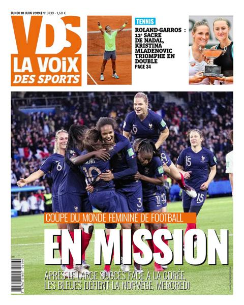 Edition du 10 Juin 2019