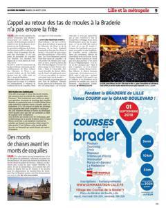 5c81ebf7b7b La Voix du Nord Edition du 28 Août 2018 | SFR Presse