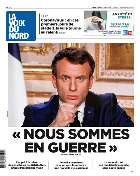 Edition du 17 Mars 2020