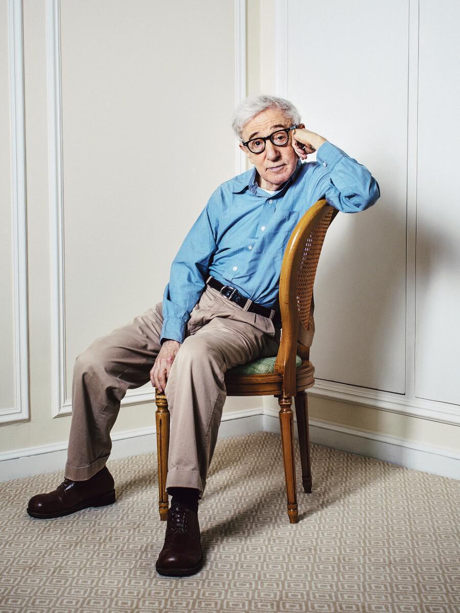 Woody Allen :  «  Quand je mourrai, je serai très heureux d'être oublié. »