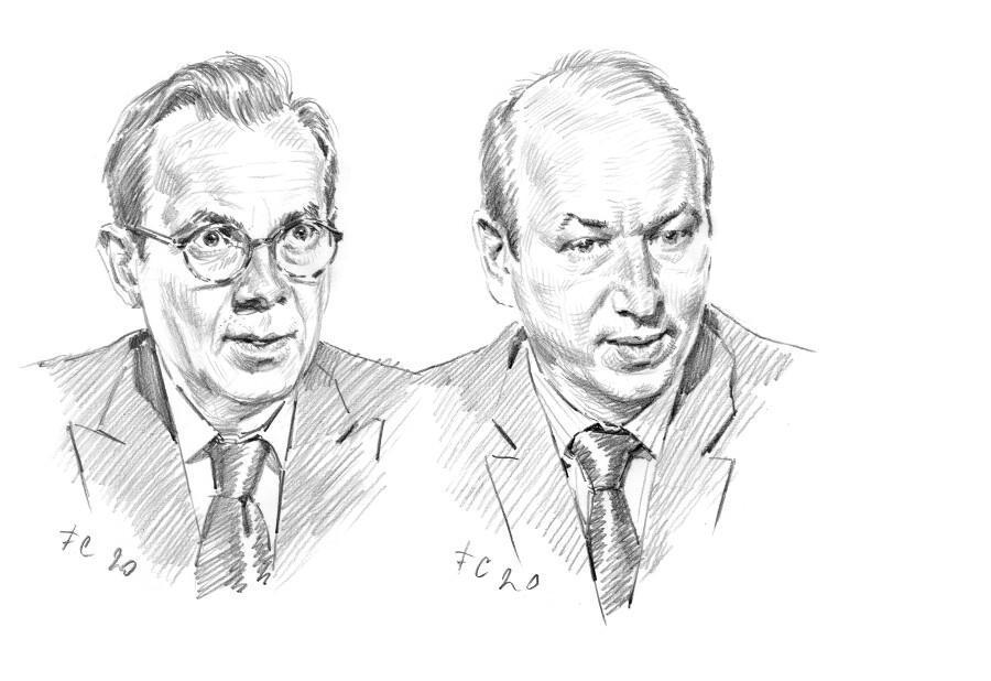 Muller, Jean-Christophe Sénat, David