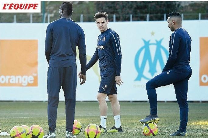 François Verdenet (avec v. G)/L'Équipe
